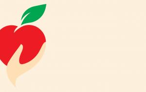 Pozadina jabuka