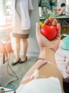 Humani i tokom leta – Heba i Nectar sokovi za dobrovoljne davaoce krvi