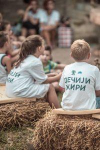 Podržali smo Festival ekološkog pozorišta za decu i mlade u Bačkoj Palanci