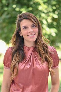 Mina Tadić - Zamenica Upraviteljke Fondacije