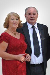 Smilja i Slobodan Radun